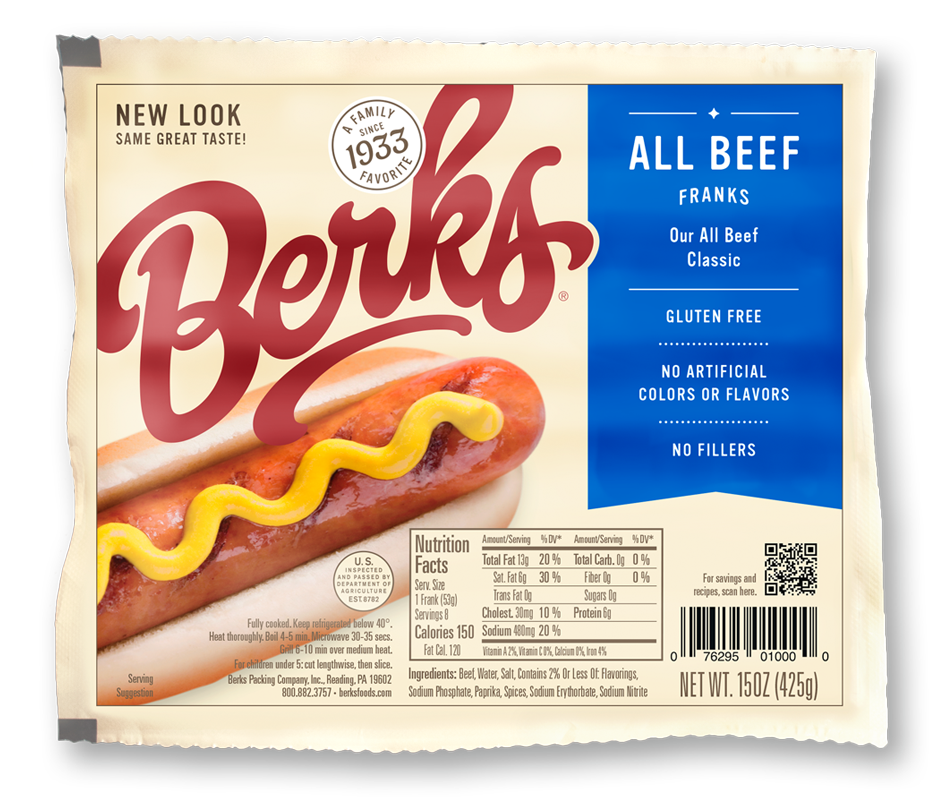 All Beef Franks